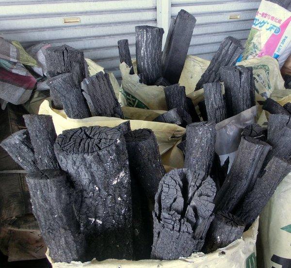 炭の使い方