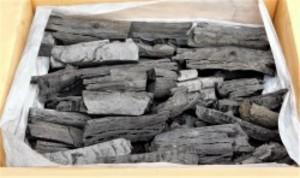 大分の椚炭(くぬぎ炭)荒炭(5-20cm)10kg箱入り 大分県産 囲炉裏 BBQ炭