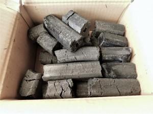 全国送料無料 国産 国内産富士オガ炭(3-10cm)5kg  自社加工品
