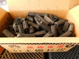 国産 備長炭 いよの小丸カット品10kg 愛媛県産