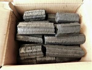 全国送料無料 インドネシア産 高級オガ炭 銀河備長炭 六角5kg 自社加工品