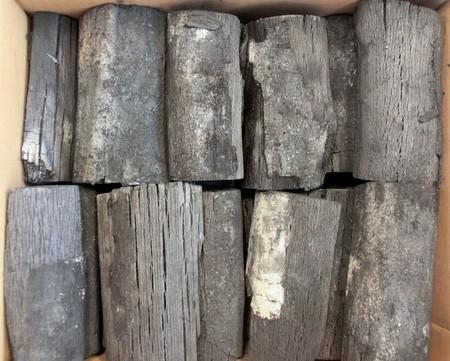 木炭 炭 大分の樫切炭13cmカット5kg 大分県産 自社製