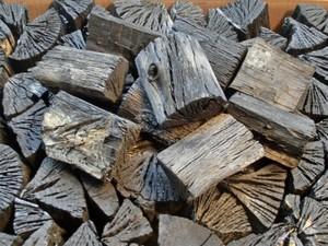 木炭 炭 備長炭 バーベキュー オガ炭 自社製 大分の樫切炭6.5cmカット10kg