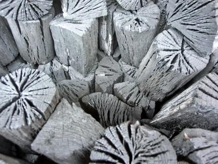 木炭 炭 大分の椚炭(くぬぎ炭)切炭6-6.5cm5kg 大分県産