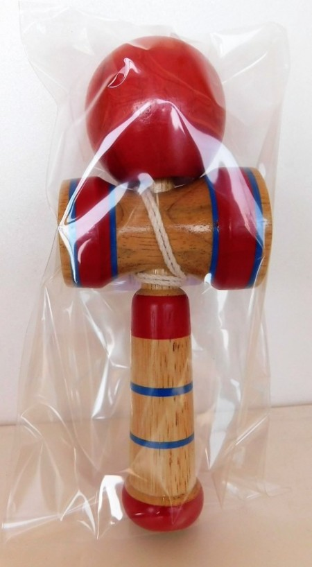 伝統 工芸 ケン玉 (B) 和雑貨 手作り 民芸品