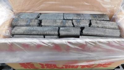 備長炭 オガ炭 インドネシア産 龍鳳備長炭SC 10~20cm10kg  一級品
