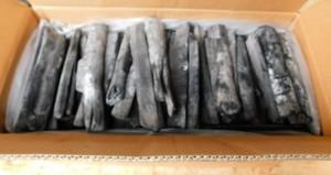 備長炭 ラオス備長炭割L4(上割小)15kg 高品質なマイチュー炭