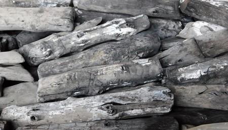 備長炭 ラオス備長炭丸M4-15kg 高品質なマイチュー炭