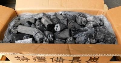 備長炭 ラオス備長炭丸S5-15kg 高品質なマイチュー炭