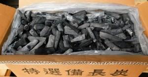 備長炭 ラオス備長炭丸S3-15kg 高品質なマイチュー炭