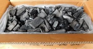 備長炭 ラオス備長炭割S6-15kg 高品質なマイチュー炭