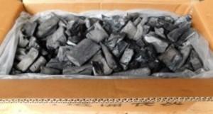 備長炭 炭 木炭 ラオス備長炭割S6-15kg 爆ぜの少ない高品質なマイチュー炭