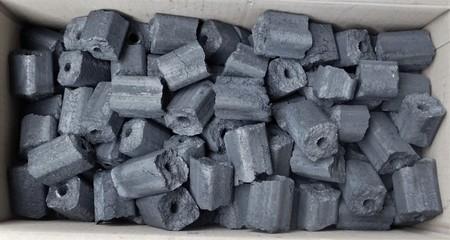 富士炭化工業 国産 オガ備長炭 焼物専用富士オガ炭(3-5cm)10kg  愛媛県産 国産品最高峰