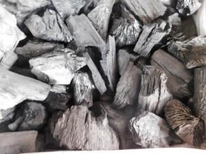 木炭 炭 バーベキュー炭(5-10cm)10kg 大分県産