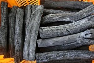 木炭 炭 大分の椚炭(くぬぎ炭)長炭20cm-24cm10kg 大分県産