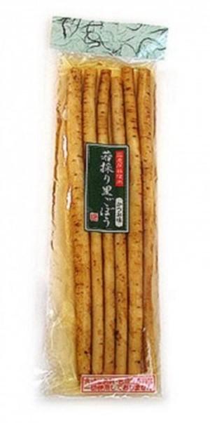 おばねや 漬物 若採り里ごぼう(かつお味)160g 生産地 栃木県