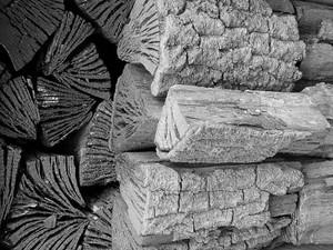 木炭 炭 大分の椚炭(くぬぎ炭)切炭15cm5kg 大分県産