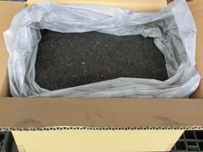 土壌改良 ガーデニング 園芸用粉炭15kg箱入り 自社製