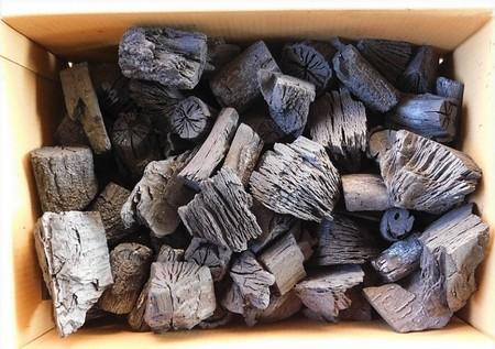 シックハウス 空気清浄 椚炭(くぬぎ炭)バラ4kg 大分県産 自社製