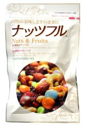 味源 ナッツフル150g 5種のナッツとフルーツ チョコレートのブレンド