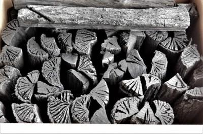木炭 炭 大分のクヌギ炭(椚炭)長炭30cm10kg 大分県産