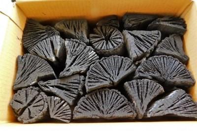 木炭 炭 大分の椚炭(くぬぎ炭)切炭7.5cm2kg 大分県産