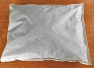 大分の木炭 床下用3kg 不織布入り