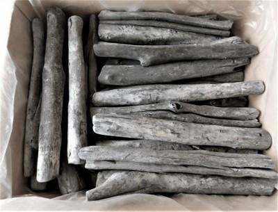 全国送料無料 ラオス備長炭 丸L3-5kg  高品質 マイチュー白炭