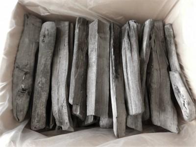 全国送料無料 ラオス備長炭 割L4-5kg 高品質 マイチュー白炭