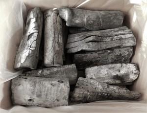 全国送料無料 ラオス備長炭 割M6-5kg 高品質 マイチュー白炭