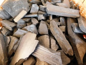 シックハウス 脱臭 除湿 福岡県産 竹炭バラ5kg 自社加工品