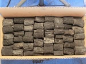 木炭 炭 大分椚炭(くぬぎ炭)切炭6-7.5cm10kg 大分県産