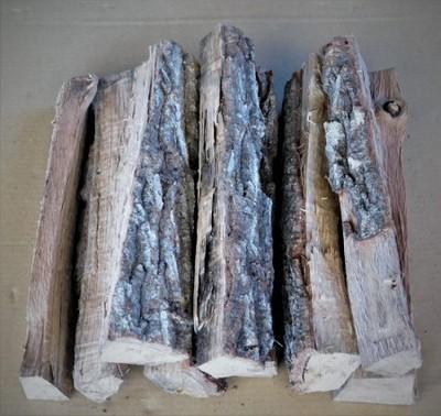 大分の薪 椚(クヌギ)直径 5-15cm長さ 約40cm 10kg クヌギの薪 乾燥薪