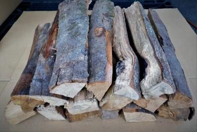 大分の薪 樫(カシ)直径 5-15cm長さ 約40cm 20kg カシの薪 乾燥薪
