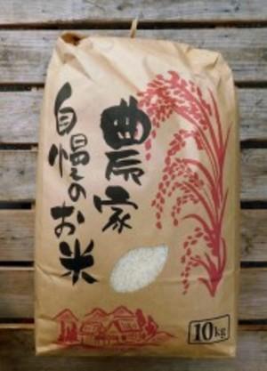 大分産ヒノヒカリ 庄内の新米10kg 無農薬栽培