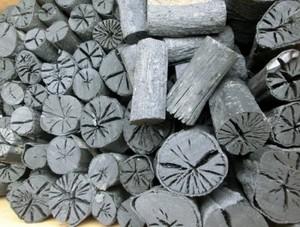 茶道 道具炭 大分樫炭(かし炭)丸切炭7.5cm(大中小)5kg 生産地 大分県