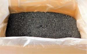 土壌改良 ガーデニング 園芸用粉炭7メッシュ12リットル約5kg箱入り